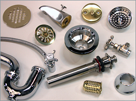finish plumbing parts Brothers Plumbing Sacramento